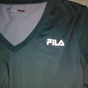 Fila Tops - Fila Sport Live in Motion Short Sleeve Top